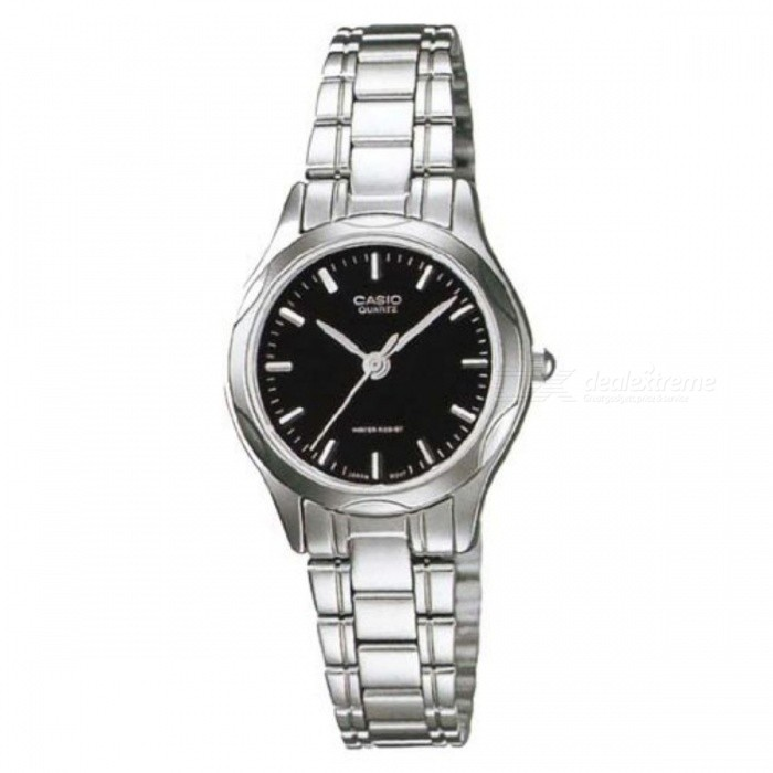Casio Stainless Steel Analog Quartz hodinky LTP-1275D-1A