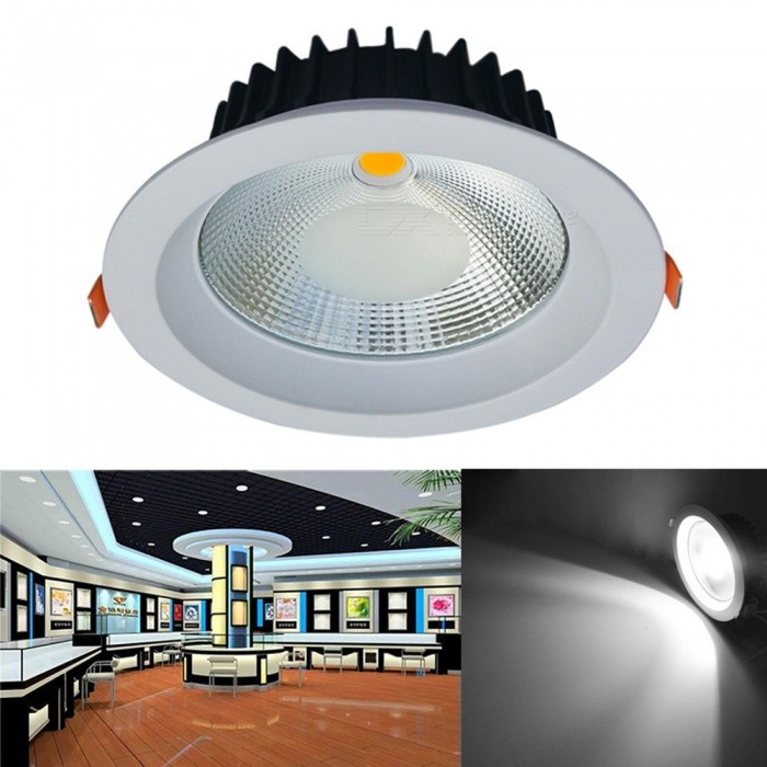 Jiawen 20w cold white cob led ceiling downlight free - Downlight led 20w ...