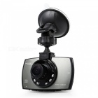 High Definition 1080P 120 Degree Wide-Angle Car DVR w/ Night Vision, Mini USB, TF Slot