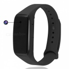 HD 1080P 3.6MP Wearable Bracelet Camera Camcorder - Black