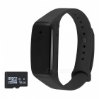 16GB Memory HD 1080P 3.6MP Wearable Bracelet Camera Camcorder