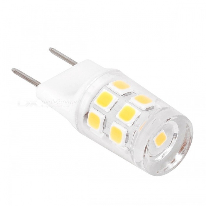 FLYLI G8 1.5W 150lm 17-2835SMD LED Warm White Corn Bulb Lamp