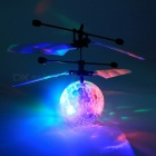 Fashion Infrared Sensor Unmanned Aerial Vehicle UAV Toy - Grey