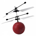 Fashion Infrared Sensor Unmanned Aerial Vehicle UAV Toy - Red