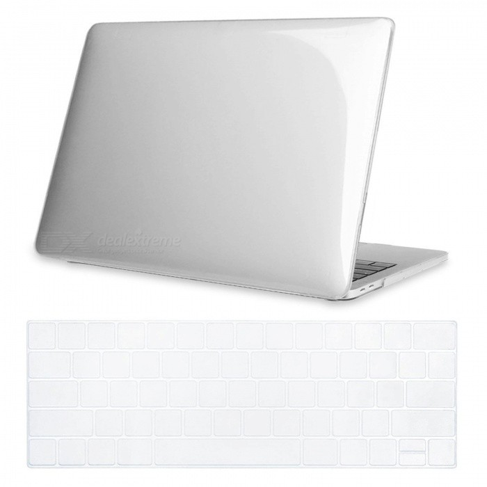 "Mr.northjoe Cryst Case + Keyboard Cover for MacBook Pro 15.4"" (2016)"