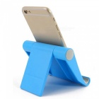 KICCY Universal Adjustable Lazy Mobile Phone Stand Holder - Bleu