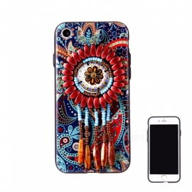 Chinese National Style Silicone Case for IPHONE 7 - Pattern 4
