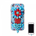 Chinese National Style Silicone Case for IPHONE 7 - Pattern 6