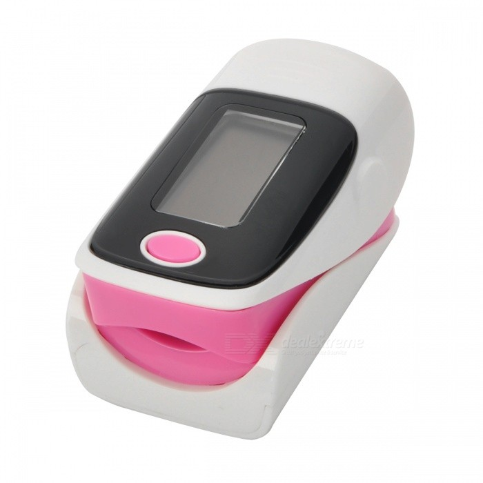 1.1 OLED SPO2 Fingertip Pulse Oximeters - White + Pink (2 PCS)Heart Rate Monitor<br>Form  ColorWhite + Pink + Multi-Colored (2 PCS)Shade Of ColorMulti-colorMaterialPVCQuantity2 DX.PCM.Model.AttributeModel.UnitDisplay1.1 inch OLEDTarget PositionFingerBattery Number2Power SupplyAAABattery included or notNoPower AdapterBatteryPacking List2 x Oximeters1 x Strap1 x English user manual<br>