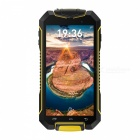 GEOTEL A1 Android 7.0 Quad-core Smartphone w/ 1GB RAM 8GB ROM - Yellow