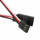 300mm RC Servo Extension Cord Cable Wires (10 PCS)