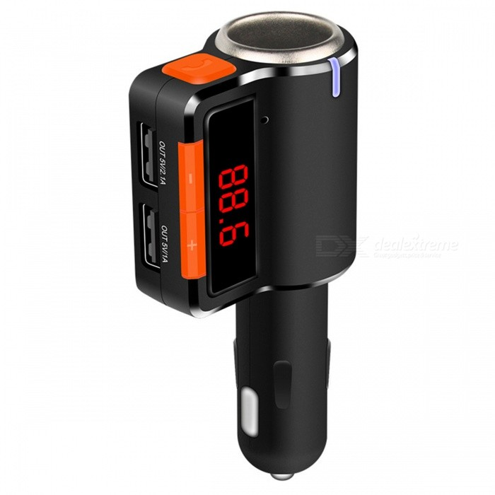 KELIMA BC09 Bluetooth Hands-free FM Transmitter MP3 Player