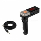 KELIMA BC11 Bluetooth Dual USB Car Charger w/ FM Transmitter