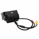 Kelima 24 LED Universal Car Rearview Camera - Black