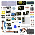 Keyestudio Super Starter Learning Kit for Arduino (no MCU Board) + PDF