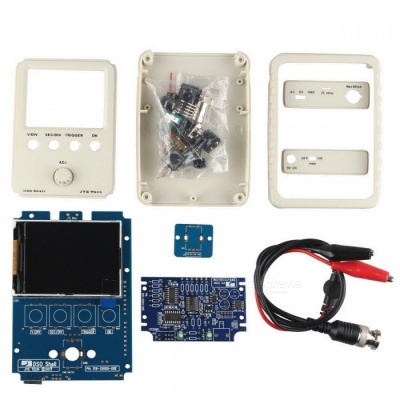 Hengjiaan DSO Shell Digital Oscilloscope DIY Kit