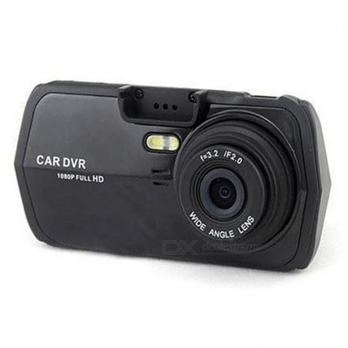 KELIMA Ultra Wide-Angle HD 1080P Car DVR w/ Night Vision