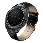NO.1 D7 Android Smart watch Dual core Smart Home Unlock - Black