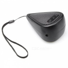 Haut-parleur stéréo portable sans fil Bluetooth ANTFEES AS1 - Noir