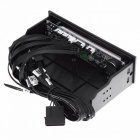 "5.25"" LCD Display CPU HDD Fan Speed Control PC Temperature Controller"