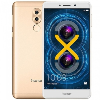 Huawei Honor 6X 5.5'' 4G LTE Mobile Phone w/ 4GB RAM 64GB ROM - Golden