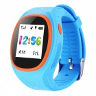 ZGPAX X113 GPS Tracking Watch Phone for Kids - Blue