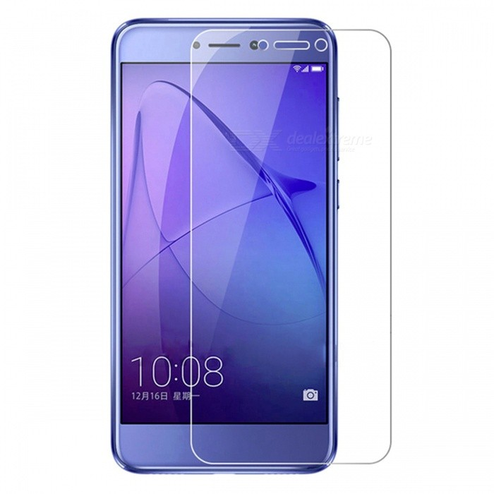 Dazzle Colour Tempered Glass Screens for HUAWEI Honor 8 Lite / YouthScreen Protectors<br>Form  ColorTransparent (Honor 8 Lite / Youth / 2Pcs)Screen TypeGlossyModelN/AMaterialTempered GlassQuantity2 piecesCompatible ModelsHuawei honor 8 Lite / YouthPacking List2 x Tempered glass films2 x Wet wipes2 x Dry wipes2 x Dust stickers<br>