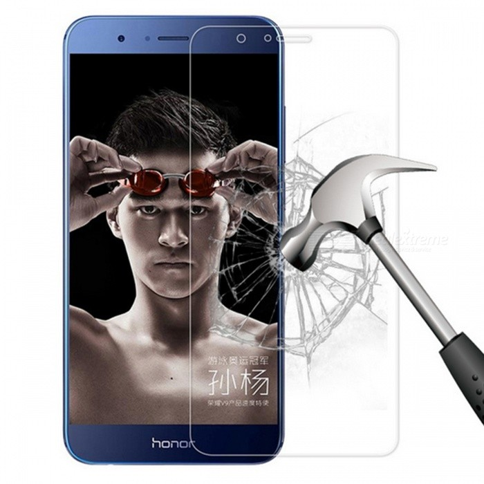 Dazzle Colour Tempered Glass Screen Protector for HUAWEI Honor V9