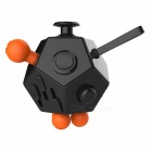 EDC Toy Anti-Stress 12 Sides Fidget Cubes for Kids, Adults