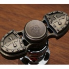 Populär Brons Cross Style Hand Spinner Gyroskop Rotor Gyro Toy