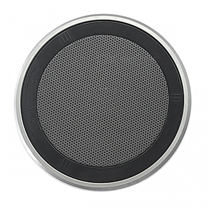 KELIMA X1 Portable Subwoofer Bluetooth Stereo Högtalare - Svart + silver