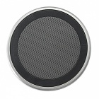 KELIMA X1 Portable Subwoofer Bluetooth Stereo Speaker - Black + Silver