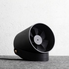 VH 104 Smart Touch Quiet USB Fan - Noir