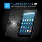 Miimall Premium 9H Hardness Tempered Glass Film for Amazon Fire HD 8