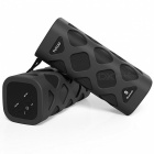TUTUO Portable Wireless Bluetooth 4.2 NFC 10W Mini Speaker - Black