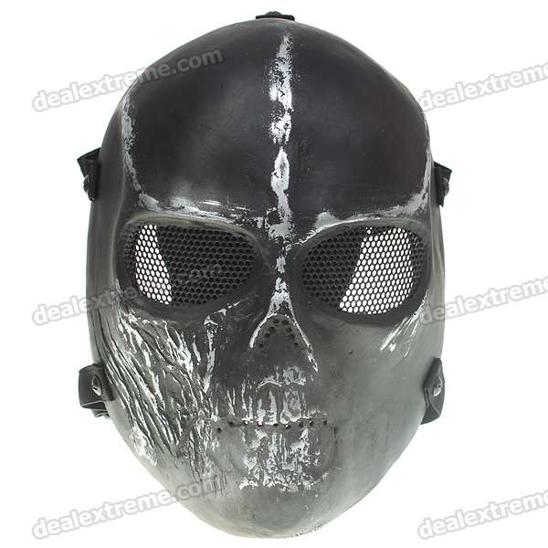 Skull Style Explosion-Proof Housing Mask