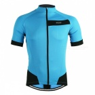ARSUXEO 631 Outdoor Sports Cycling Short-Sleeve T-shirt - Blue (XL)