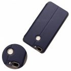 OCUBE PU Leather Flip-öppna fallet för Oukitel U20 PLUS - Deep Blue