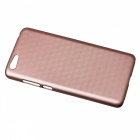 OCUBE PC Protective Back Cover Hard Case for Elephone S7 - Rose Red