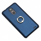 "OCUBE Protective PC Hard Cover Case for Ulefone Tiger 5.5"" - Deep Blue"