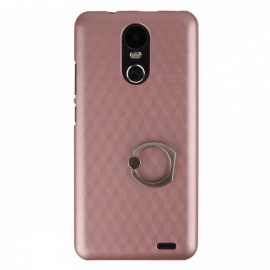 "OCUBE Protective PC Hard Cover Case for Ulefone Tiger 5.5"" - Rose Red"