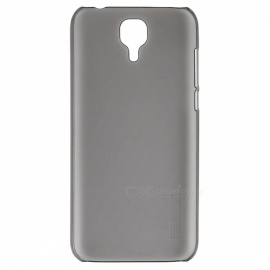 """OCUBE Protective Hard PC Case for Doogee X9 PRO 5.5"""" -Translucent Grey"""