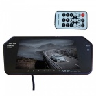 "KELIMA 7"" Display Bluetooth Car Back Backspegel w / kamera"