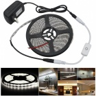 Jiawen 5m 5050-SMD Waterproof LED Lights Strip w/ Touch Dimmer Switch