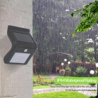 FandyFire Waterproof Super Bright Body Sensor Solar Garden Light