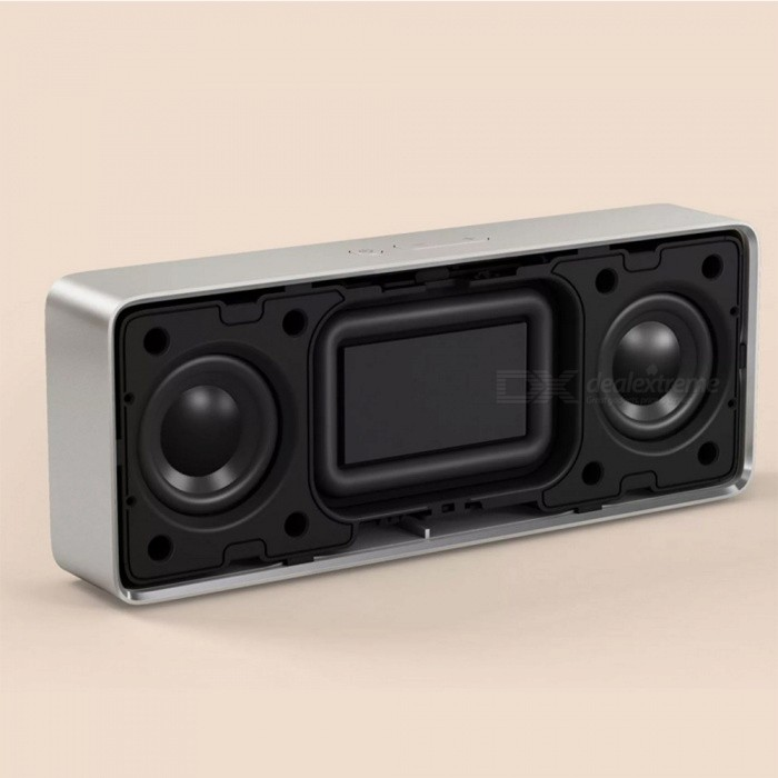 ... Xiaomi Mi Square Box Portable Stereo Bluetooth Speaker 2 - White