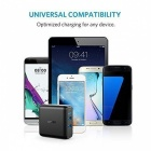 Anker A2025 Quick Charge 3.0 39W Dual USB Wall Charger - Black