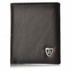High End Top Leather, Ultra-thin, Multiple Card Slots