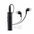 Cwxuan H60 Bluetooth v4.1 Stereo  Business In-ear Earphone - Black