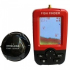 Portable Fish Finder Wiederaufladbare & Wireless Sonar Sensor Fishfinder
